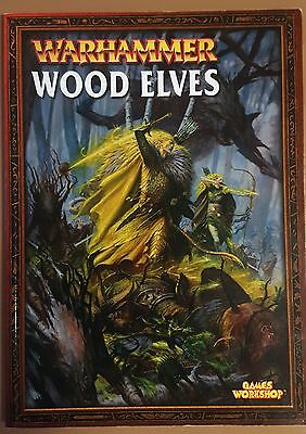 Warhammer Army Book : Wood Elves