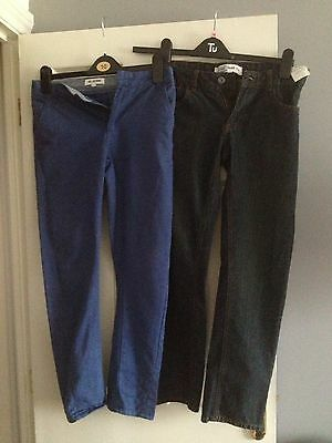 Pair of Boys Trousers Age 10-11