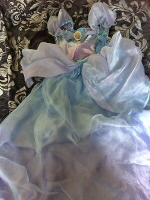 Age 8 To 9 Cinderella Dress Up