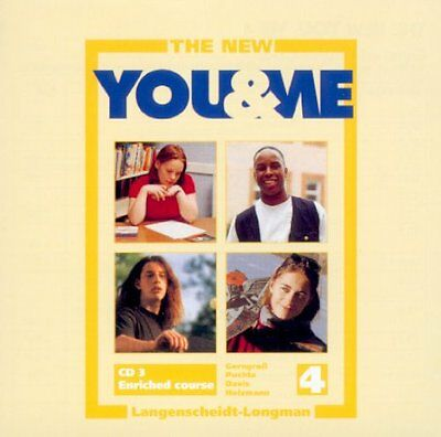 You and me 4 enriched course CD 1- 3