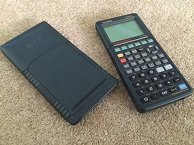 Casio fx 9750G graphing scientific calculator, boxed with manual
