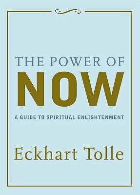 The Power of Now by Eckhart Tolle - Hardback - NEW - Book