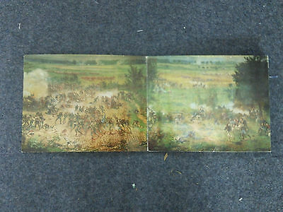 Postcard of Scene's from the Gettysburg Cyclorama