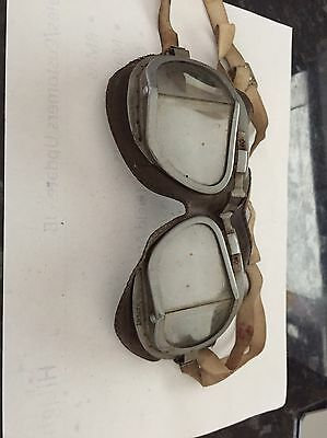 Old Goggles World War 2?