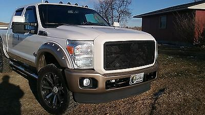 2011 Ford F-350 King Ranch 2011 Ford F350 King Ranch Diesel 4x4 - every option - deleted - DVD