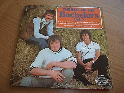 The Best Of The Bachelors Vol.2 / Vinyl Lp Record Ex Ex-