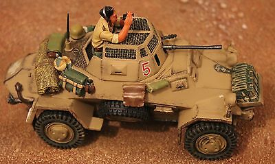 King And Country Ww11 Gemans Afrika Korps Ak24 Sdk Fz 222 Toy Soldiers Britains