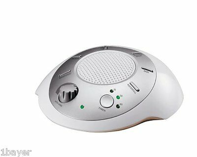 HoMedics Home Office Sound Spa Baby Children Relaxation Sleeping Aid Machine