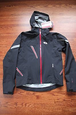 Sugoi RSX Neoshell Cycling Jacket - Super Lightweight Waterproof Polartec Small