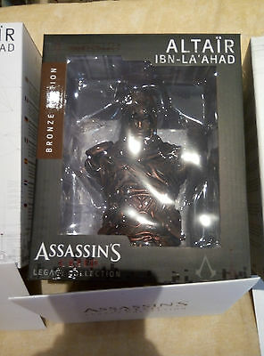 Busto Altair Ibn-La'Ahad Legacy Collection - Bronze Edition (Ubisoft)