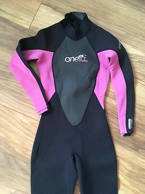 O'Neill Ladies Wetsuit Size 8