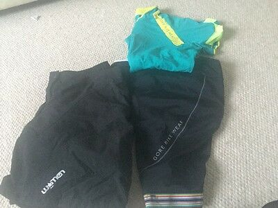 Women's Cycling Jersey And Shorts
