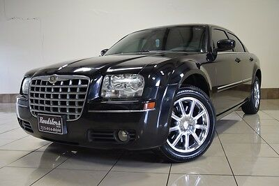 2007 Chrysler 300 Series  HARD TO FIND CHRYSLER 300 ALL-WHEEL DRIVE (AWD) BLK ON GRY LEATHER HEATED SEATS