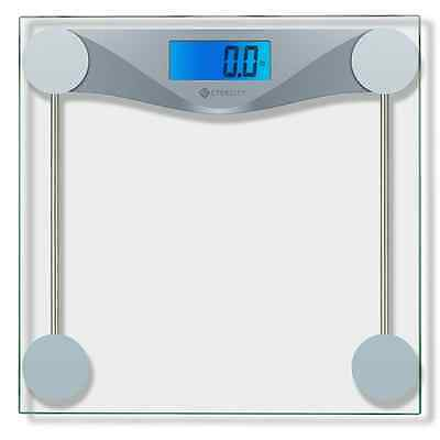Etekcity Digital Body Weight Bathroom Scale with Body Measuring Tape, 400 lb/180