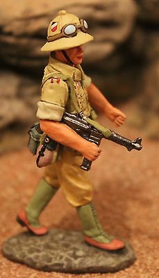 King And Country Ww11 Gemans Afrika Korps Ak42 Toy Soldiers Britains