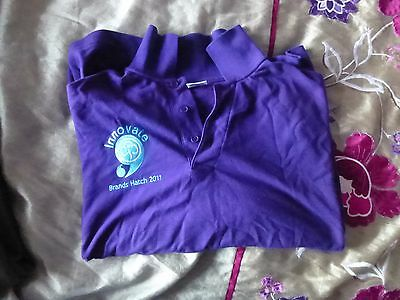 Girlguiding Innovate polo shirt