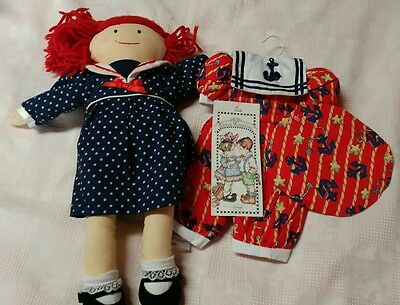 madeline doll & outfit