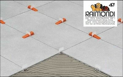 BASE RLS RAIMONDI LEVELLING SYSTEM H.3-12 Pz. 3000 fuga mm.1 art. 180BS0001C3000