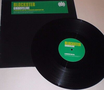 "Set of 2 Blockster 12"" remix singles"