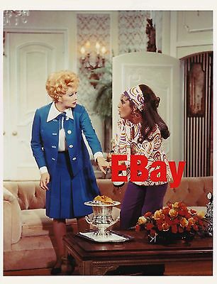 Here's Lucy - Lucy Meets the Burtons Photograph -Lucille Ball & Elizabeth Taylor