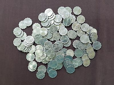 1978 Israel 1 Agora Coin (Lot of 131 Coins)