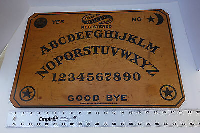 Vintage WILLIAM FULD Ouija board-from early 1900s-NO Planchette-PLEASE READ ALL