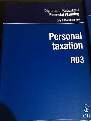 Personal Taxation RO3