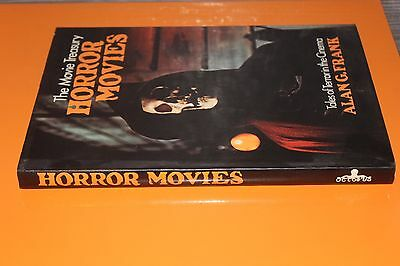 (71) The Movie Treasury Horror Movies Tales of terror in the cinema A.G.Frank
