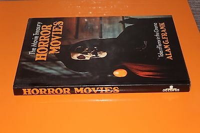 (71bis) The Movie Treasury Horror Movies Tales of terror in the cinema A.G.Frank