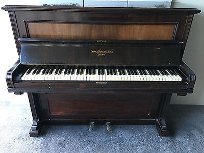 ***can Deliver*** 'rogers' Beginners Upright Piano ***can Deliver***