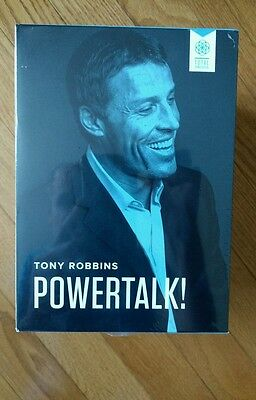 Anthony Robbins Tony Power Talk Results 12 sets 24 CDS New and Sealed