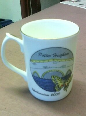 Great Yarmouth pottery limited edition mug