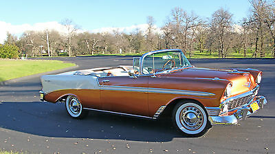 1956 Chevrolet Bel Air/150/210 2 Door Converticle 1956 Chevrolet Bel Air Convertible