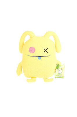 "UGLYDOLL - Uglyverse Edition Yellow OX 12"" Limited 2009 Horvath Kim Ugly 90221"