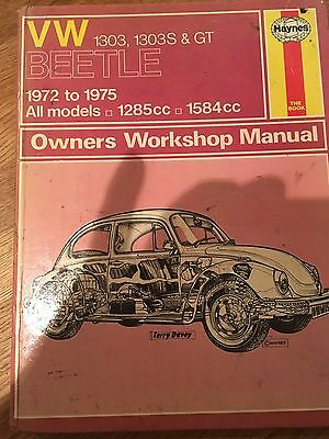 Vw Beetle Haynes Manual