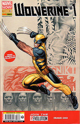 WOLVERINE  n° 283 Cover A   Marvel Now 1  Panini