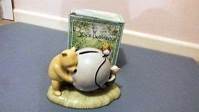 Vintage Royal Doulton Collectible Winnie the Pooh & friends