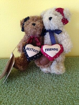 Boyds Bears Best Friends Laverne And Shirley
