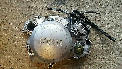 yamaha Dtr125 engine  case and oil pump