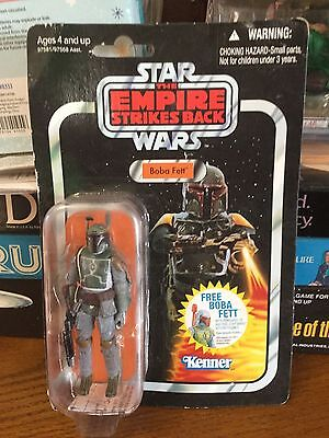 Retro BOBA FETT *STAR WARS*