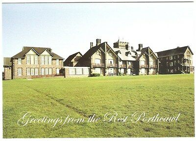 The Rest Convalescent Home, Rest Bay, Porthcawl. Mid Glamorgan South Wales.,