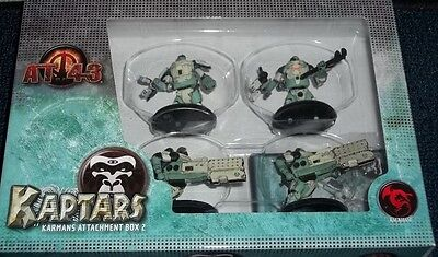AT43: Karmans Kaptar 2 Attachment Box - Brand New - Warhammer 40K Monkeys