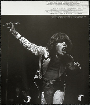 The Rolling Stones Poster Page 1970 Mick Jagger . Y40