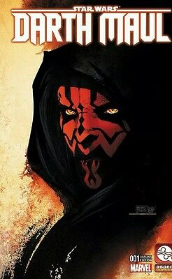 Star Wars Darth Maul #1 Michael Turner Aspen Variant Marvel Comics