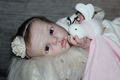 Reborn Baby~Gracie by Donna RuBert~Lifelike Details~Realistic
