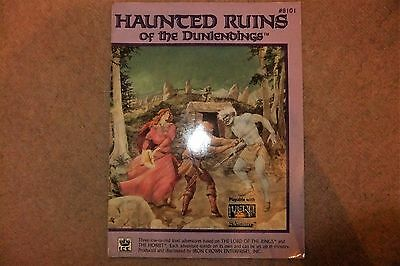 ICE MERP Haunted Ruins of the Dunlendings SC  2nd edition 1988