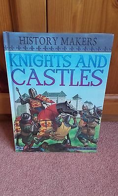 Knights and Castles Book