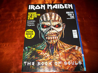 Iron Maiden-The Book Of Souls+2 Posters