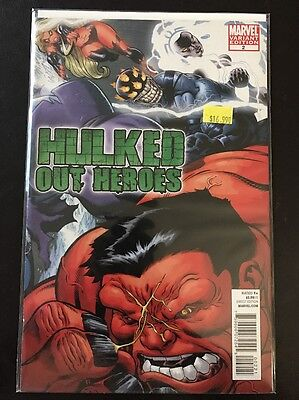 Hulked Out Heroes 2 Variant  - Very Fine - Marvel HTF