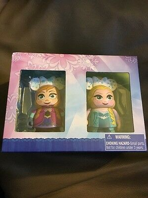 Frozen Anna And Else Vinylmations